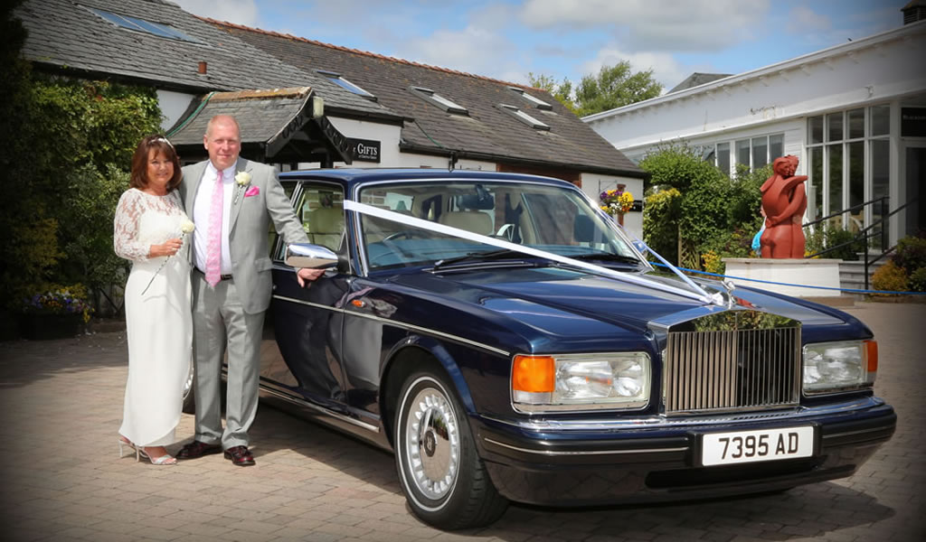 Rolls Royce Spur for Gretna Weddings
