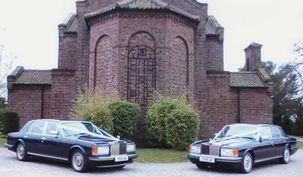 Rolls Royce Spur wedding cars