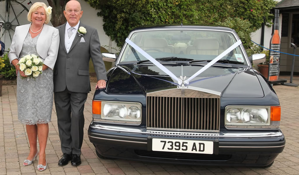 Rolls Royce Spur for your Gretna Wedding