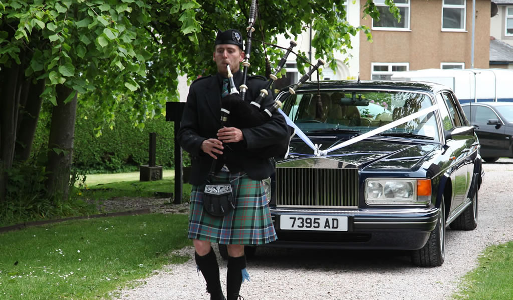 Rolls Royce Spur wedding car for your special occasion
