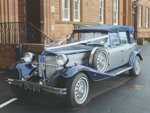 Beauford 4 Door Tourer